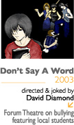Don't Say A Word Thumbnail