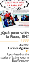 Que Pasa with la Raza? Thumbnail